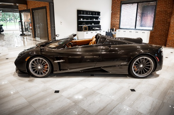 Used 2017 Pagani Huayra Roadster Roadster for sale Call for price at Maserati of Westport in Westport CT 06880 2