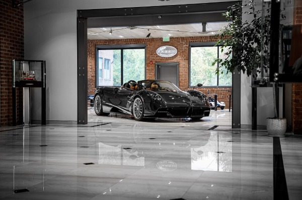 Used 2017 Pagani Huayra Roadster Roadster for sale Call for price at Maserati of Westport in Westport CT 06880 4