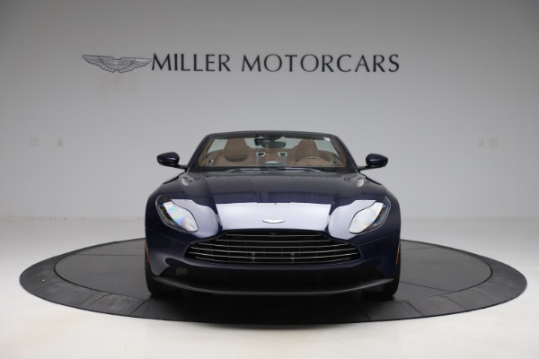 New 2020 Aston Martin DB11 Volante Convertible for sale Sold at Maserati of Westport in Westport CT 06880 12