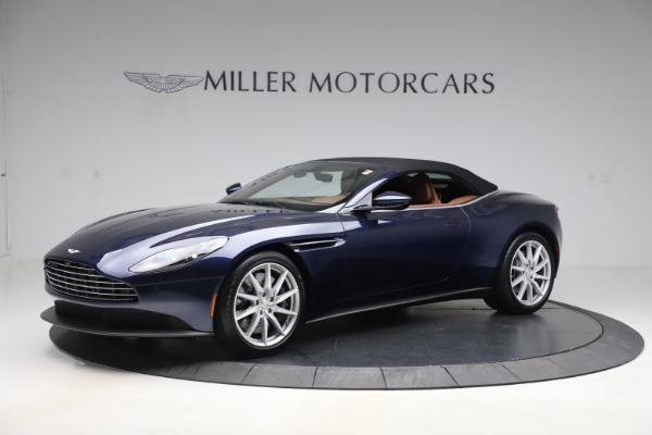 New 2020 Aston Martin DB11 Volante Convertible for sale Sold at Maserati of Westport in Westport CT 06880 13