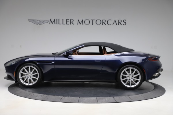 New 2020 Aston Martin DB11 Volante Convertible for sale Sold at Maserati of Westport in Westport CT 06880 14
