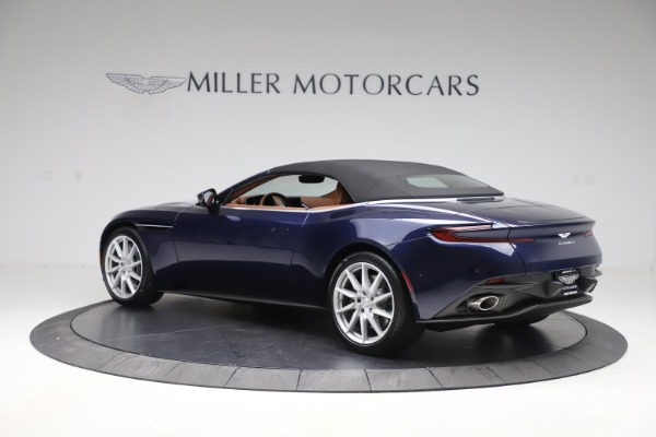 New 2020 Aston Martin DB11 Volante Convertible for sale Sold at Maserati of Westport in Westport CT 06880 15