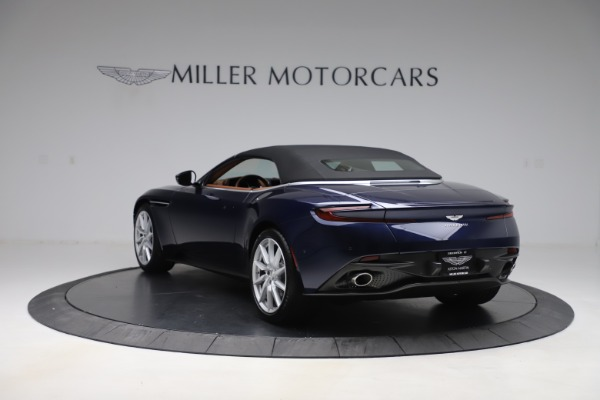 New 2020 Aston Martin DB11 Volante Convertible for sale Sold at Maserati of Westport in Westport CT 06880 16
