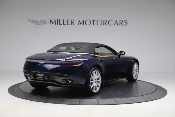 New 2020 Aston Martin DB11 Volante Convertible for sale Sold at Maserati of Westport in Westport CT 06880 18