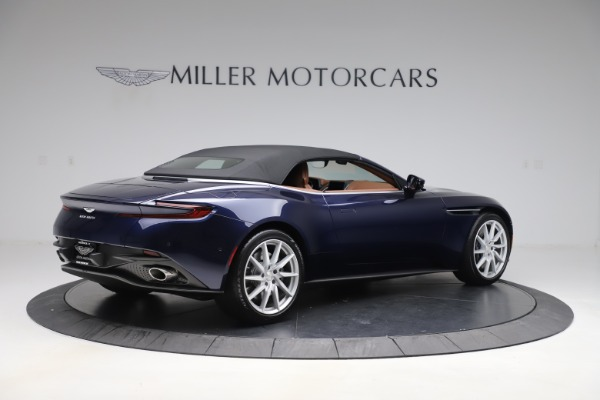 New 2020 Aston Martin DB11 Volante Convertible for sale Sold at Maserati of Westport in Westport CT 06880 19