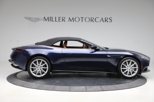 New 2020 Aston Martin DB11 Volante Convertible for sale Sold at Maserati of Westport in Westport CT 06880 20