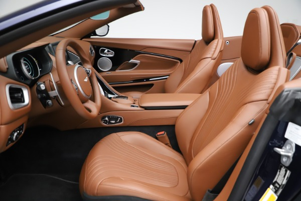 New 2020 Aston Martin DB11 Volante Convertible for sale Sold at Maserati of Westport in Westport CT 06880 21