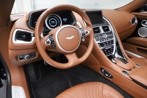 New 2020 Aston Martin DB11 Volante Convertible for sale Sold at Maserati of Westport in Westport CT 06880 22