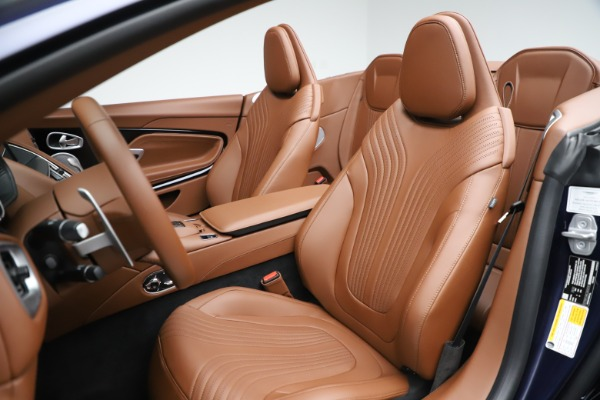 New 2020 Aston Martin DB11 Volante Convertible for sale Sold at Maserati of Westport in Westport CT 06880 23