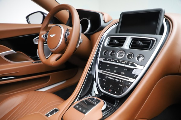 New 2020 Aston Martin DB11 Volante Convertible for sale Sold at Maserati of Westport in Westport CT 06880 25