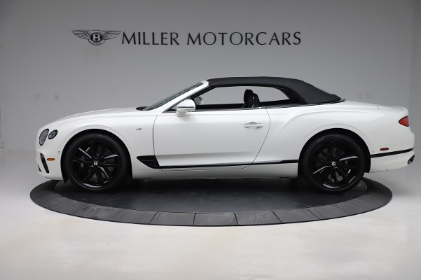 Used 2020 Bentley Continental GTC V8 for sale $277,915 at Maserati of Westport in Westport CT 06880 10