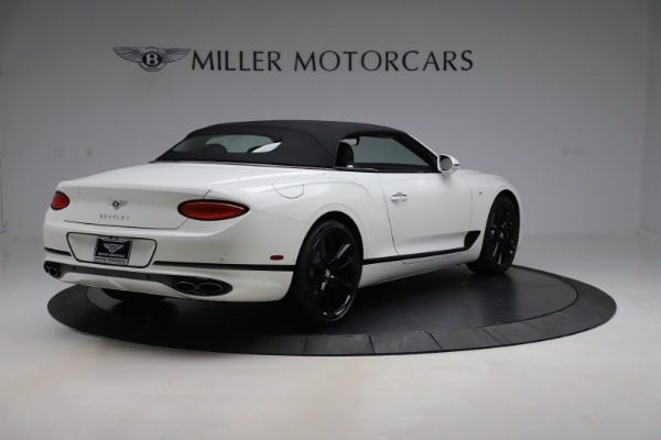 Used 2020 Bentley Continental GTC V8 for sale $277,915 at Maserati of Westport in Westport CT 06880 12