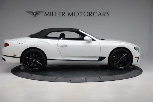 Used 2020 Bentley Continental GTC V8 for sale $277,915 at Maserati of Westport in Westport CT 06880 13