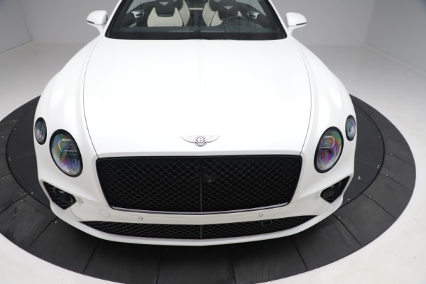 Used 2020 Bentley Continental GTC V8 for sale $277,915 at Maserati of Westport in Westport CT 06880 20