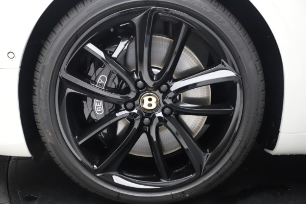 New 2020 Bentley Continental GTC V8 for sale Sold at Maserati of Westport in Westport CT 06880 23