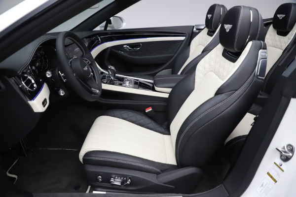 Used 2020 Bentley Continental GTC V8 for sale $277,915 at Maserati of Westport in Westport CT 06880 27