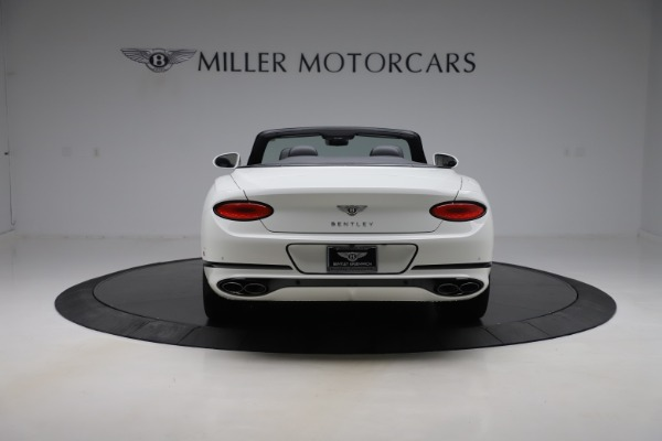 Used 2020 Bentley Continental GTC V8 for sale $277,915 at Maserati of Westport in Westport CT 06880 5