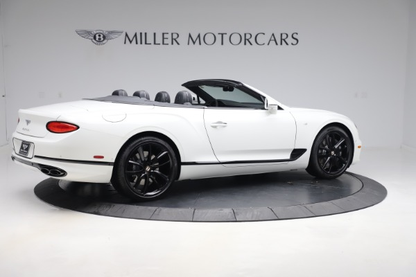 New 2020 Bentley Continental GTC V8 for sale Sold at Maserati of Westport in Westport CT 06880 7