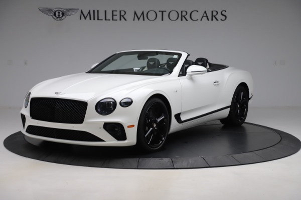 Used 2020 Bentley Continental GTC V8 for sale $277,915 at Maserati of Westport in Westport CT 06880 1