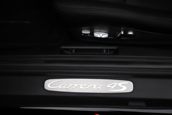 Used 2017 Porsche 911 Carrera 4S for sale Sold at Maserati of Westport in Westport CT 06880 28