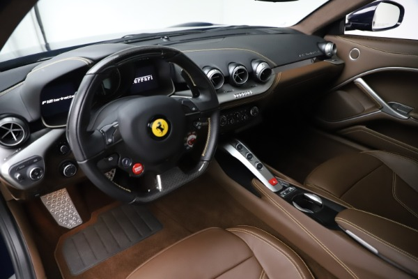 Used 2017 Ferrari F12 Berlinetta Base for sale Sold at Maserati of Westport in Westport CT 06880 13