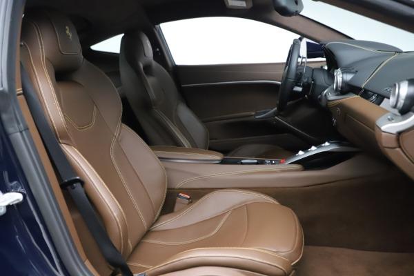 Used 2017 Ferrari F12 Berlinetta Base for sale Sold at Maserati of Westport in Westport CT 06880 19