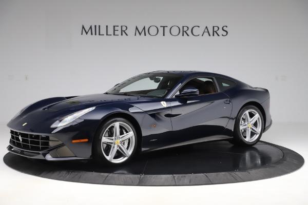 Used 2017 Ferrari F12 Berlinetta Base for sale Sold at Maserati of Westport in Westport CT 06880 2