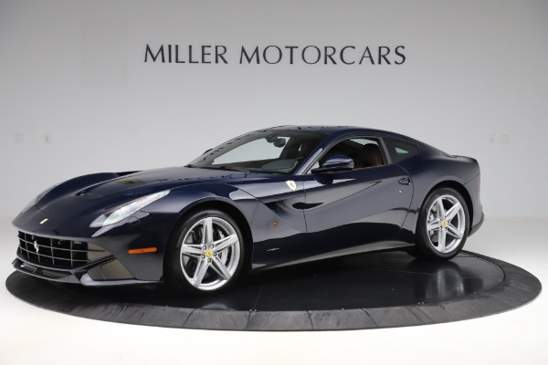 Used 2017 Ferrari F12 Berlinetta for sale $259,900 at Maserati of Westport in Westport CT 06880 2
