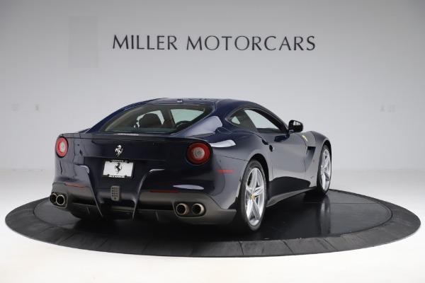 Used 2017 Ferrari F12 Berlinetta Base for sale Sold at Maserati of Westport in Westport CT 06880 7