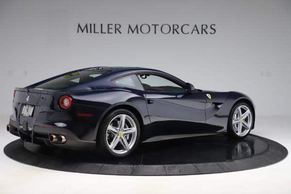 Used 2017 Ferrari F12 Berlinetta Base for sale Sold at Maserati of Westport in Westport CT 06880 8