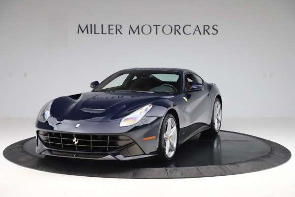 Used 2017 Ferrari F12 Berlinetta Base for sale Sold at Maserati of Westport in Westport CT 06880 1
