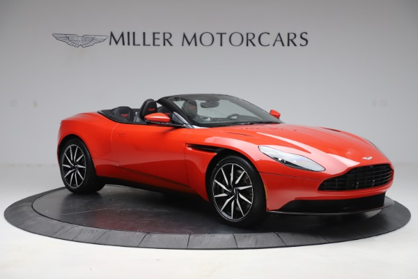 New 2020 Aston Martin DB11 Volante Convertible for sale $254,531 at Maserati of Westport in Westport CT 06880 10