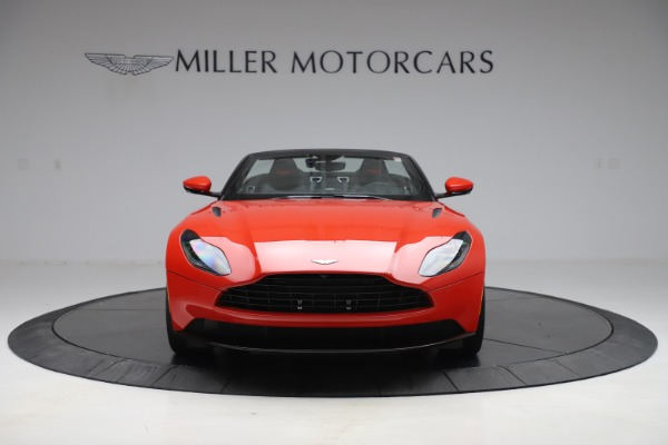 New 2020 Aston Martin DB11 Volante Convertible for sale $254,531 at Maserati of Westport in Westport CT 06880 11