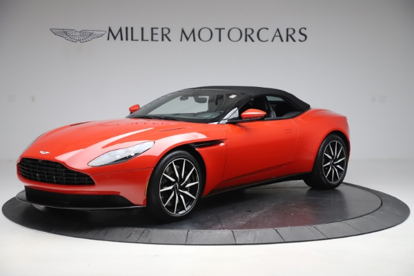 New 2020 Aston Martin DB11 Volante Convertible for sale $254,531 at Maserati of Westport in Westport CT 06880 12