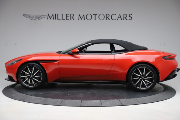 New 2020 Aston Martin DB11 Volante Convertible for sale $254,531 at Maserati of Westport in Westport CT 06880 13