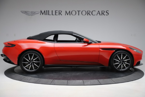New 2020 Aston Martin DB11 Volante Convertible for sale $254,531 at Maserati of Westport in Westport CT 06880 14