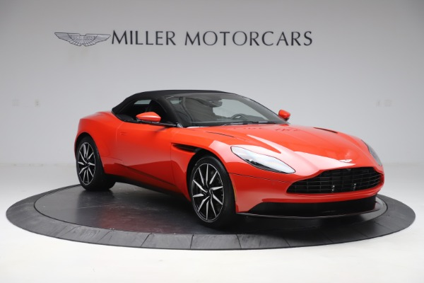 New 2020 Aston Martin DB11 Volante Convertible for sale $254,531 at Maserati of Westport in Westport CT 06880 15