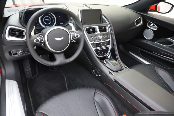 New 2020 Aston Martin DB11 Volante Convertible for sale $254,531 at Maserati of Westport in Westport CT 06880 17