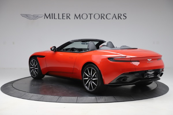 New 2020 Aston Martin DB11 Volante Convertible for sale $254,531 at Maserati of Westport in Westport CT 06880 4