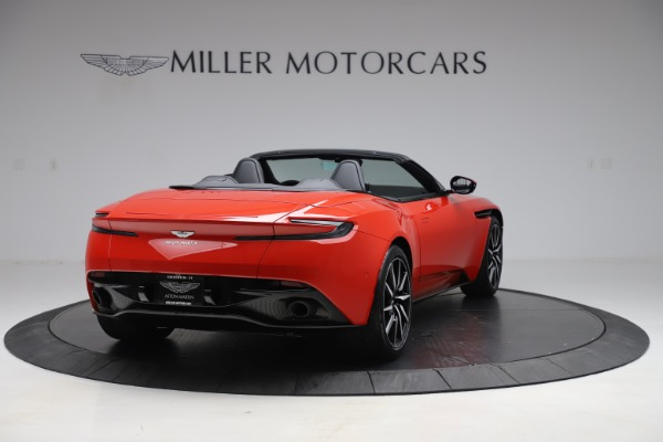 New 2020 Aston Martin DB11 Volante Convertible for sale $254,531 at Maserati of Westport in Westport CT 06880 6