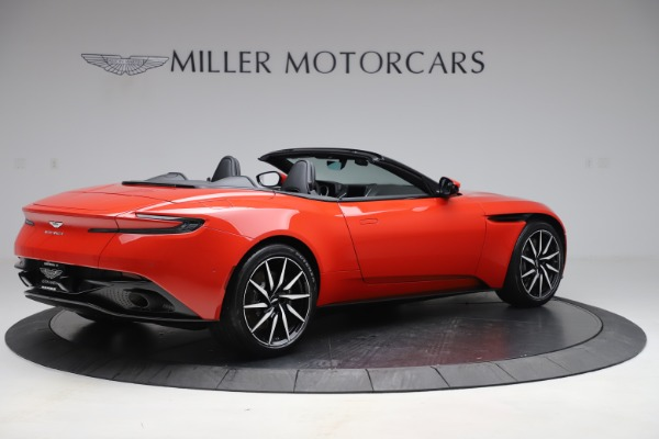 New 2020 Aston Martin DB11 Volante Convertible for sale $254,531 at Maserati of Westport in Westport CT 06880 7
