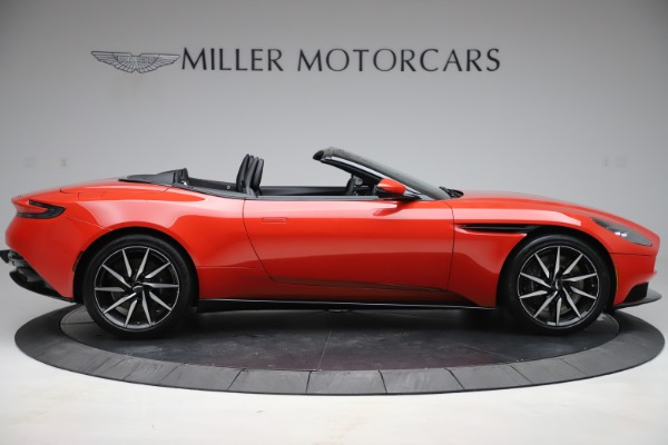 New 2020 Aston Martin DB11 Volante Convertible for sale $254,531 at Maserati of Westport in Westport CT 06880 8