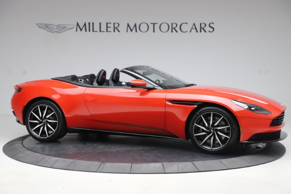 New 2020 Aston Martin DB11 Volante Convertible for sale $254,531 at Maserati of Westport in Westport CT 06880 9