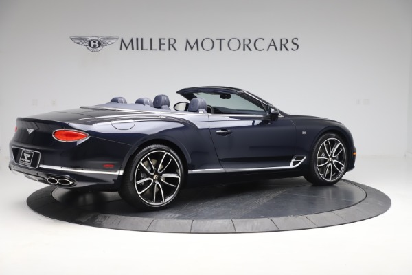 New 2020 Bentley Continental GTC V8 for sale Sold at Maserati of Westport in Westport CT 06880 9
