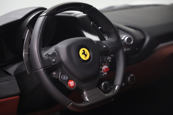 Used 2016 Ferrari 488 GTB for sale $216,900 at Maserati of Westport in Westport CT 06880 17