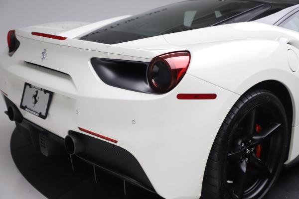 Used 2016 Ferrari 488 GTB for sale $216,900 at Maserati of Westport in Westport CT 06880 25