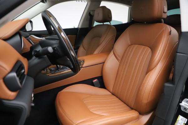 New 2019 Maserati Levante Q4 GranLusso for sale $89,550 at Maserati of Westport in Westport CT 06880 13