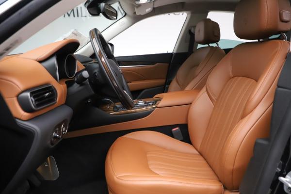 New 2019 Maserati Levante Q4 GranLusso for sale $89,550 at Maserati of Westport in Westport CT 06880 14