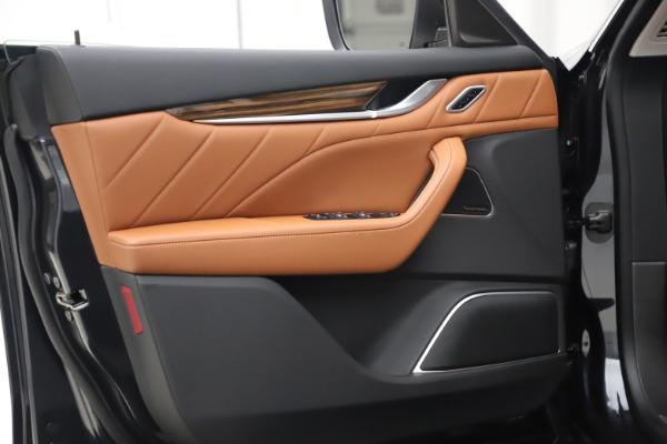 New 2019 Maserati Levante Q4 GranLusso for sale $89,550 at Maserati of Westport in Westport CT 06880 15