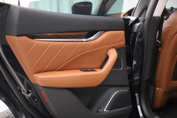 New 2019 Maserati Levante Q4 GranLusso for sale $89,550 at Maserati of Westport in Westport CT 06880 18